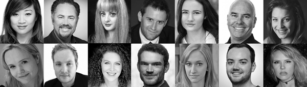 Featured Soloists for An Evening of Rodgers and Hammerstein Classics