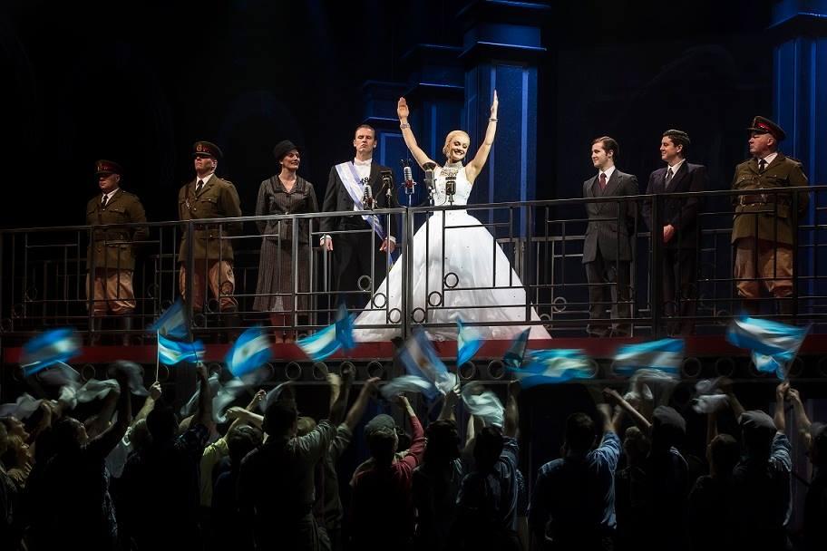Evita: 15 Sept 15 – 1 Oct 2016