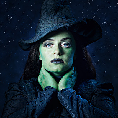 Heather Lee Wilcock as Elphaba