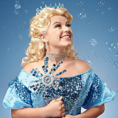 Rebekah Head as Galinda