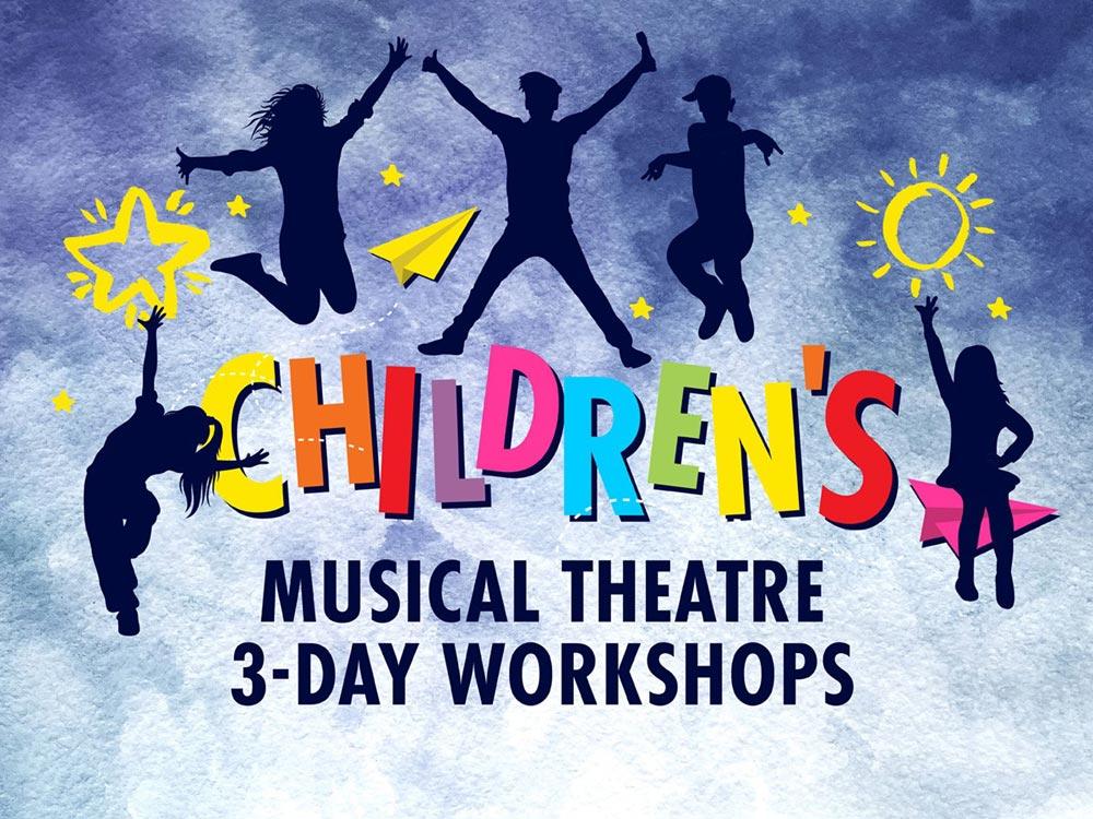 Children's Musical Theatre 3-Day Workshops